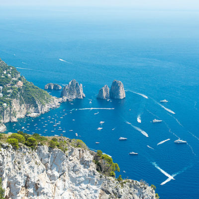 On the Isle of Capri