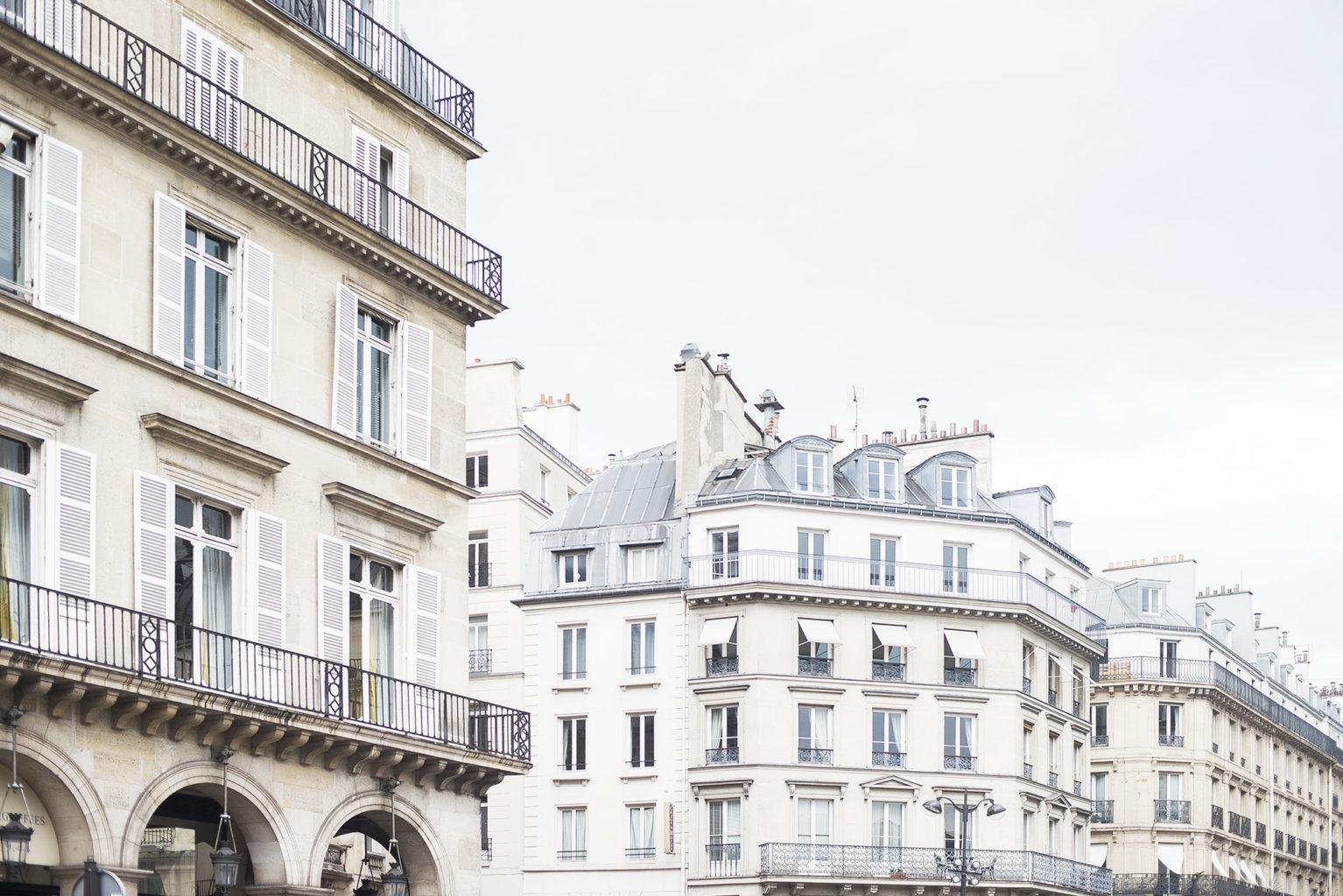 My Paris Story: Moving to Paris, Part I