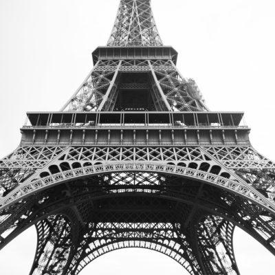 Paris Walk: The Eiffel Tower