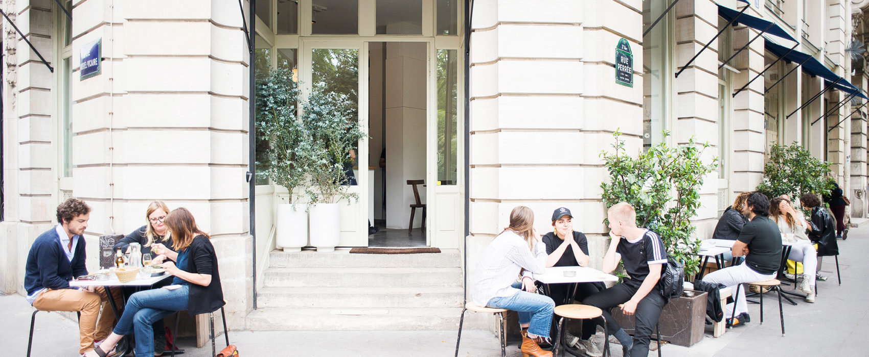 Paris Neighborhoods: Le Marais